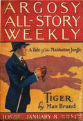 Argosy Part 3: Argosy All-Story Weekly (1920-1929 Munsey/William T. Dewart) Jan 8 1921