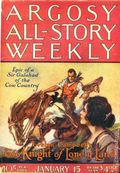 Argosy Part 3: Argosy All-Story Weekly (1920-1929 Munsey/William T. Dewart) Jan 15 1921