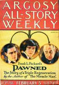 Argosy Part 3: Argosy All-Story Weekly (1920-1929 Munsey/William T. Dewart) Feb 5 1921