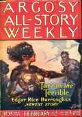 Argosy Part 3: Argosy All-Story Weekly (1920-1929 Munsey/William T. Dewart) Feb 12 1921