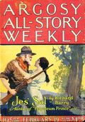 Argosy Part 3: Argosy All-Story Weekly (1920-1929 Munsey/William T. Dewart) Feb 19 1921