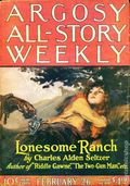 Argosy Part 3: Argosy All-Story Weekly (1920-1929 Munsey/William T. Dewart) Feb 26 1921
