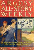 Argosy Part 3: Argosy All-Story Weekly (1920-1929 Munsey/William T. Dewart) Mar 5 1921