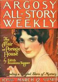 Argosy Part 3: Argosy All-Story Weekly (1920-1929 Munsey/William T. Dewart) Mar 12 1921