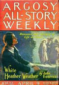 Argosy Part 3: Argosy All-Story Weekly (1920-1929 Munsey/William T. Dewart) Apr 9 1921