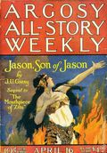 Argosy Part 3: Argosy All-Story Weekly (1920-1929 Munsey/William T. Dewart) Apr 16 1921