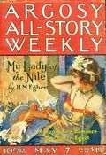 Argosy Part 3: Argosy All-Story Weekly (1920-1929 Munsey/William T. Dewart) May 7 1921