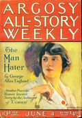 Argosy Part 3: Argosy All-Story Weekly (1920-1929 Munsey/William T. Dewart) Jun 4 1921