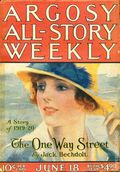 Argosy Part 3: Argosy All-Story Weekly (1920-1929 Munsey/William T. Dewart) Jun 18 1921