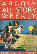 Argosy Part 3: Argosy All-Story Weekly (1920-1929 Munsey/William T. Dewart) Jul 2 1921