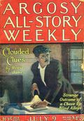 Argosy Part 3: Argosy All-Story Weekly (1920-1929 Munsey/William T. Dewart) Jul 9 1921