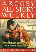 Argosy Part 3: Argosy All-Story Weekly (1920-1929 Munsey/William T. Dewart) Jul 16 1921