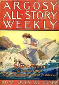Argosy Part 3: Argosy All-Story Weekly (1920-1929 Munsey/William T. Dewart) Jul 23 1921