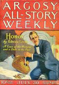Argosy Part 3: Argosy All-Story Weekly (1920-1929 Munsey/William T. Dewart) Jul 30 1921
