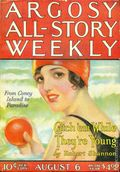 Argosy Part 3: Argosy All-Story Weekly (1920-1929 Munsey/William T. Dewart) Aug 6 1921