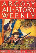 Argosy Part 3: Argosy All-Story Weekly (1920-1929 Munsey/William T. Dewart) Oct 15 1921