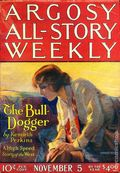 Argosy Part 3: Argosy All-Story Weekly (1920-1929 Munsey/William T. Dewart) Nov 5 1921