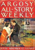 Argosy Part 3: Argosy All-Story Weekly (1920-1929 Munsey/William T. Dewart) Nov 12 1921