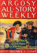 Argosy Part 3: Argosy All-Story Weekly (1920-1929 Munsey/William T. Dewart) Dec 3 1921