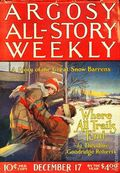Argosy Part 3: Argosy All-Story Weekly (1920-1929 Munsey/William T. Dewart) Dec 17 1921