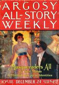 Argosy Part 3: Argosy All-Story Weekly (1920-1929 Munsey/William T. Dewart) Dec 24 1921