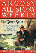 Argosy Part 3: Argosy All-Story Weekly (1920-1929 Munsey/William T. Dewart) Dec 31 1921