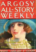 Argosy Part 3: Argosy All-Story Weekly (1920-1929 Munsey/William T. Dewart) Jan 7 1922