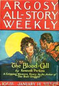 Argosy Part 3: Argosy All-Story Weekly (1920-1929 Munsey/William T. Dewart) Jan 14 1922
