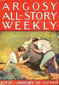 Argosy Part 3: Argosy All-Story Weekly (1920-1929 Munsey/William T. Dewart) Jan 28 1922