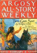 Argosy Part 3: Argosy All-Story Weekly (1920-1929 Munsey/William T. Dewart) Feb 4 1922