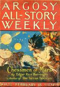 Argosy Part 3: Argosy All-Story Weekly (1920-1929 Munsey/William T. Dewart) Feb 18 1922