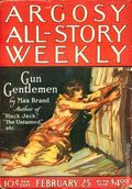 Argosy Part 3: Argosy All-Story Weekly (1920-1929 Munsey/William T. Dewart) Feb 25 1922