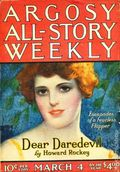 Argosy Part 3: Argosy All-Story Weekly (1920-1929 Munsey/William T. Dewart) Mar 4 1922