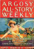 Argosy Part 3: Argosy All-Story Weekly (1920-1929 Munsey/William T. Dewart) Mar 11 1922