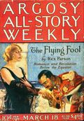 Argosy Part 3: Argosy All-Story Weekly (1920-1929 Munsey/William T. Dewart) Mar 18 1922