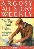 Argosy Part 3: Argosy All-Story Weekly (1920-1929 Munsey/William T. Dewart) Apr 1 1922