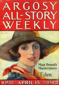Argosy Part 3: Argosy All-Story Weekly (1920-1929 Munsey/William T. Dewart) Vol. 142 #1