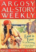 Argosy Part 3: Argosy All-Story Weekly (1920-1929 Munsey/William T. Dewart) Apr 22 1922