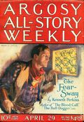 Argosy Part 3: Argosy All-Story Weekly (1920-1929 Munsey/William T. Dewart) Apr 29 1922