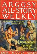 Argosy Part 3: Argosy All-Story Weekly (1920-1929 Munsey/William T. Dewart) May 27 1922