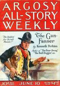 Argosy Part 3: Argosy All-Story Weekly (1920-1929 Munsey/William T. Dewart) Jun 10 1922