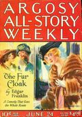 Argosy Part 3: Argosy All-Story Weekly (1920-1929 Munsey/William T. Dewart) Jun 24 1922