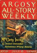 Argosy Part 3: Argosy All-Story Weekly (1920-1929 Munsey/William T. Dewart) Vol. 144 #2