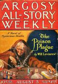 Argosy Part 3: Argosy All-Story Weekly (1920-1929 Munsey/William T. Dewart) Aug 5 1922