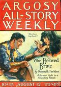 Argosy Part 3: Argosy All-Story Weekly (1920-1929 Munsey/William T. Dewart) Aug 12 1922