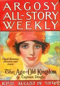 Argosy Part 3: Argosy All-Story Weekly (1920-1929 Munsey/William T. Dewart) Aug 19 1922