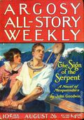 Argosy Part 3: Argosy All-Story Weekly (1920-1929 Munsey/William T. Dewart) Aug 26 1922
