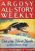 Argosy Part 3: Argosy All-Story Weekly (1920-1929 Munsey/William T. Dewart) Sep 2 1922