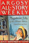 Argosy Part 3: Argosy All-Story Weekly (1920-1929 Munsey/William T. Dewart) Sep 16 1922