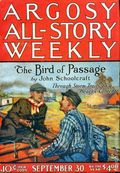 Argosy Part 3: Argosy All-Story Weekly (1920-1929 Munsey/William T. Dewart) Sep 30 1922